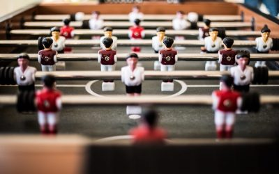 Everybody loves foosball, right?!